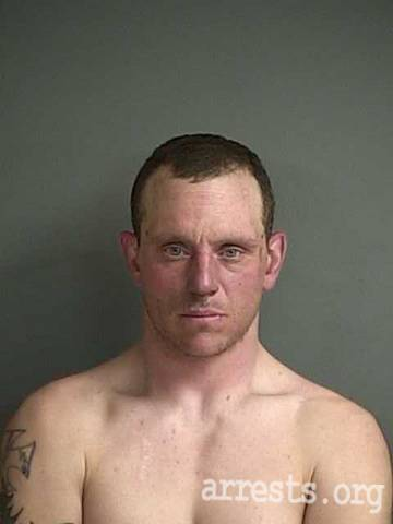 Jered Koser Arrest Photo