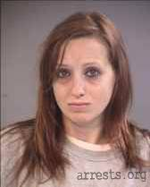 Megan Hannah Arrest Photo