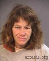 Elaina Mann Arrest Photo