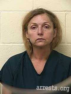 Heather Bradley Arrest Photo