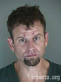 Ryan Baarstad Arrest Photo