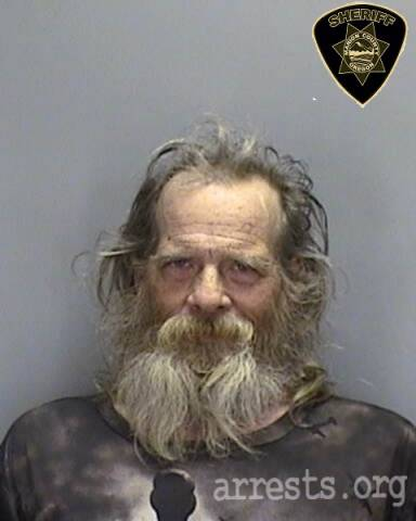 Keith Alandt Arrest Photo