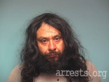 Martin Alvarez Arrest Photo