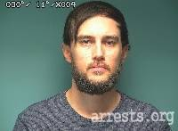 Austin Heit Arrest Photo