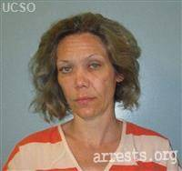 Jessica Stricker Arrest Photo