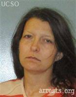 Katrina Chamberlain Arrest Photo