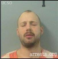 Adam Hansen Arrest Photo