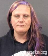 Miranda Minor Arrest Photo