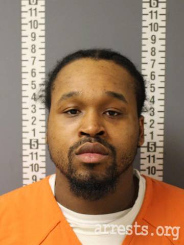Keith Grant Arrest Photo