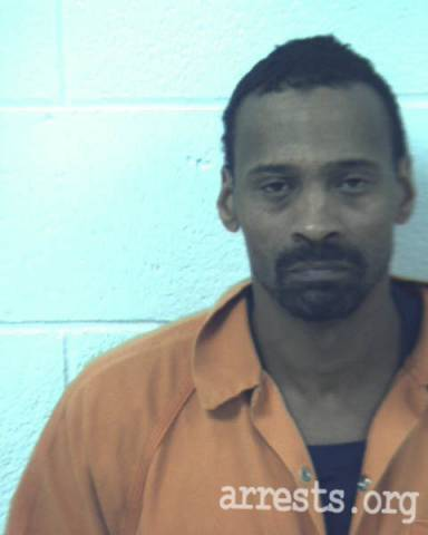 Terry Fortson Arrest Photo