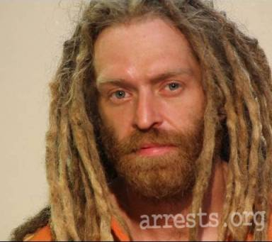 Michael Wardle Arrest Photo