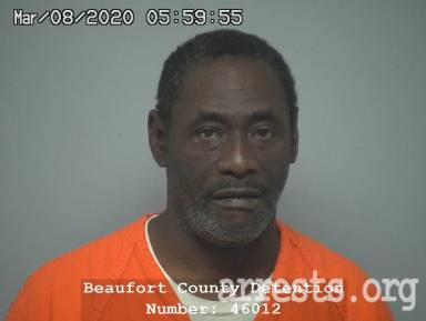 Cedrick Fields Arrest Photo