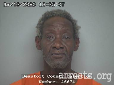 Pernell Byas Arrest Photo