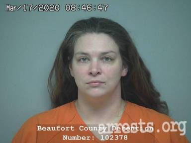 Jennifer Sholly Arrest Photo