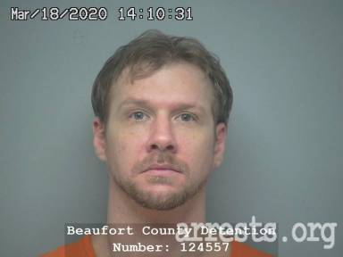 Christopher Gibson Arrest Photo