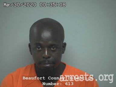 Desmond Lloyd Arrest Photo
