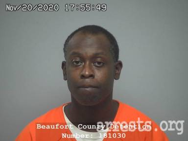 Leroy Capers Arrest Photo