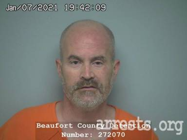 Douglas Mcmillen Arrest Photo
