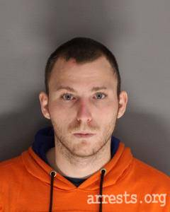 Lucas Cantrall Arrest Photo