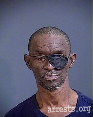 Stanley Mikell Arrest Photo
