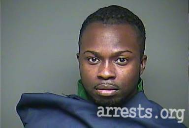 Marcus Hutchinson Arrest Photo