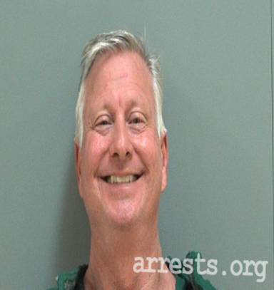 William Boone Arrest Photo