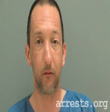 Don Jones Arrest Photo