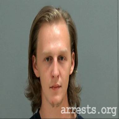 Timothy Cassidy Arrest Photo