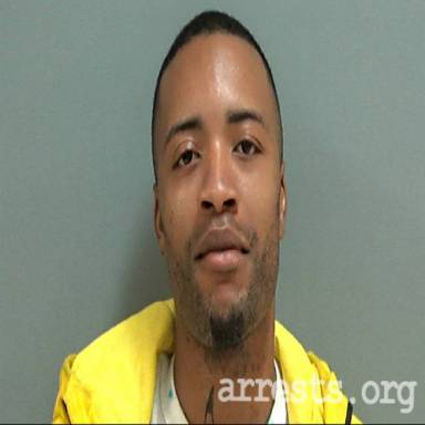 Xavier Gattison Arrest Photo