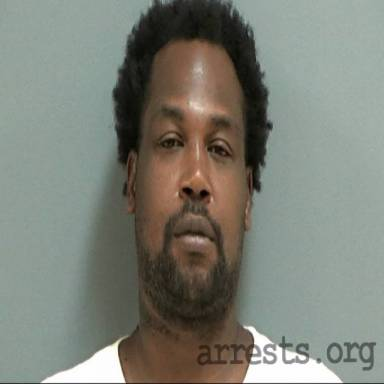 Mickeal Wright Arrest Photo