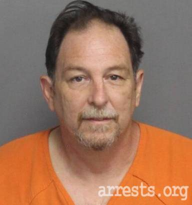 Mark Petrucelli Arrest Photo