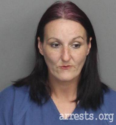 Denna Wright Arrest Photo