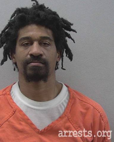 Kevin Chisolm Arrest Photo