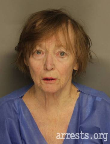 Mary Proctor Arrest Photo