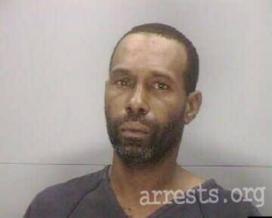 Terrence Robinson Arrest Photo