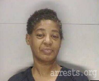 Regina Mays Arrest Photo