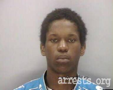 Reggie Tillman Arrest Photo