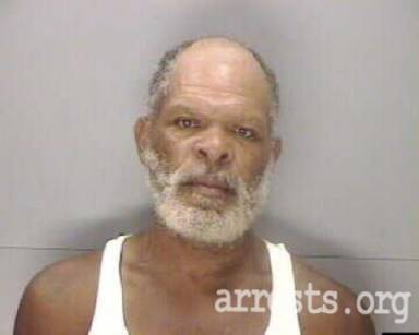 Clarence Goodwin Arrest Photo
