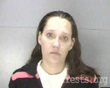 Nicole Adkins Arrest Photo