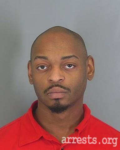 Marvin Maddox Arrest Photo