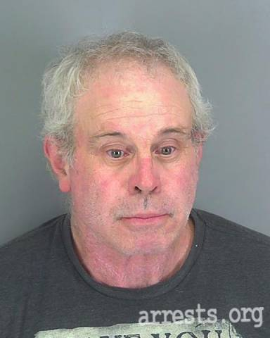 Jack Richey Arrest Photo