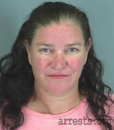 Darlene Linder Arrest Photo