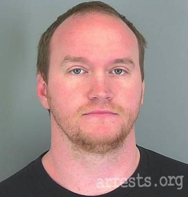 Cody Johnson Arrest Photo