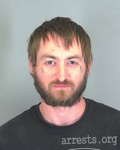 Brandon Dolen Arrest Photo