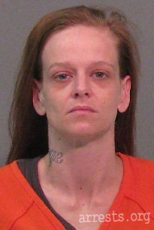 Tabitha Patterson Arrest Photo