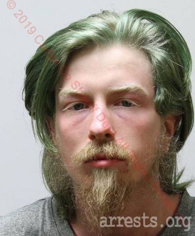 Brett Bivins Arrest Photo