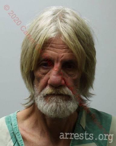 Randy Hilton Arrest Photo