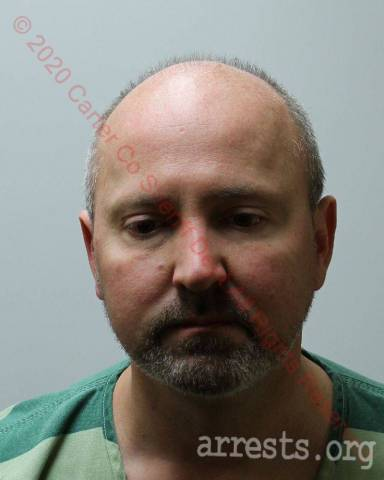 Robert James Arrest Photo