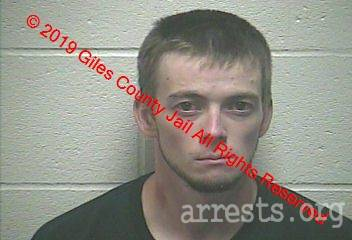 Charles Ables Arrest Photo