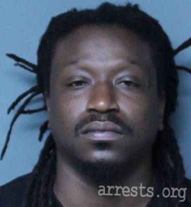 Terrance Bentley Arrest Photo